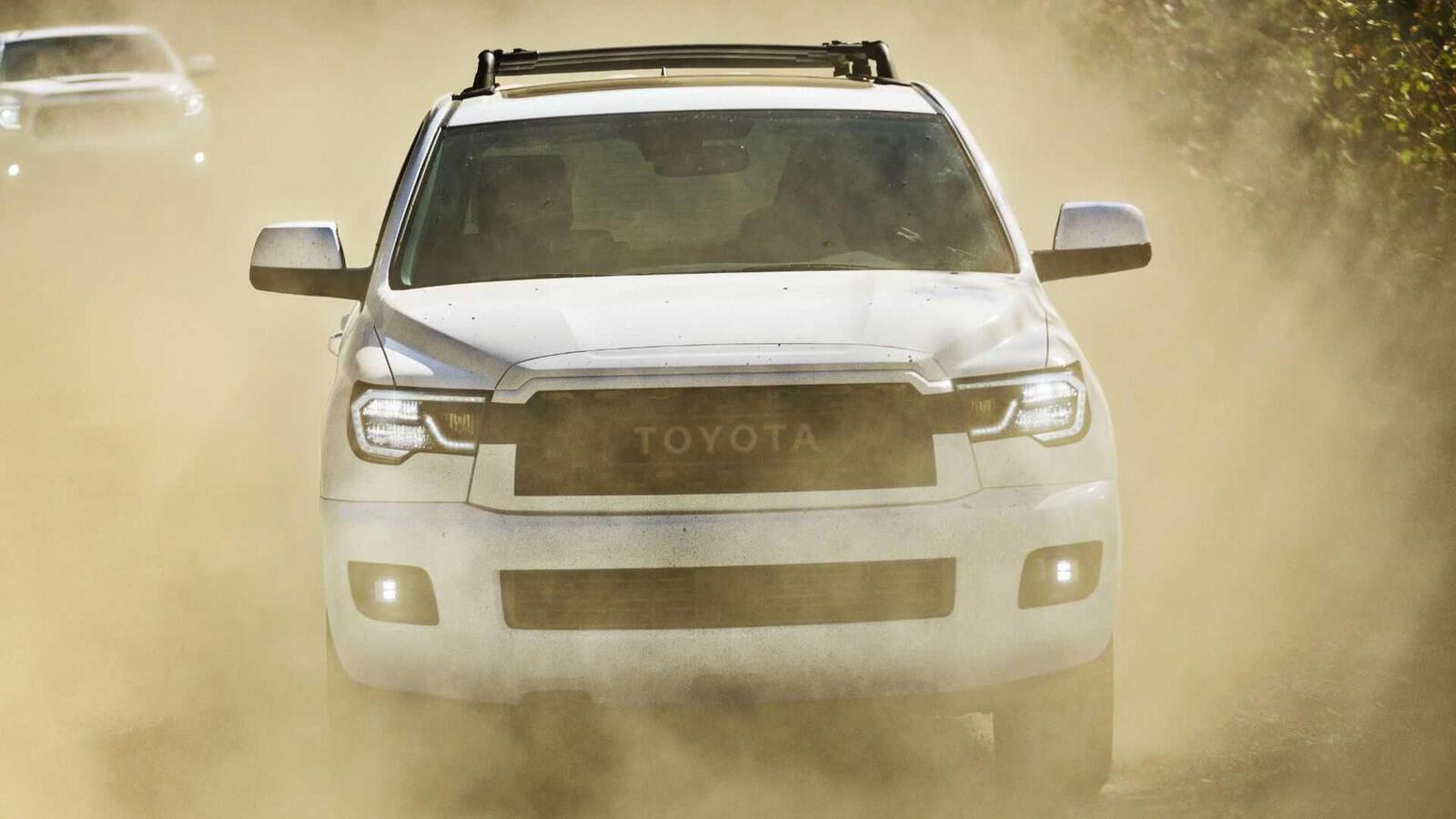 Toyota Sequoia TRD Pro 2020 ra mắt; trang bị phuộc FOX cải thiện khả năng vận hành - Hình 20