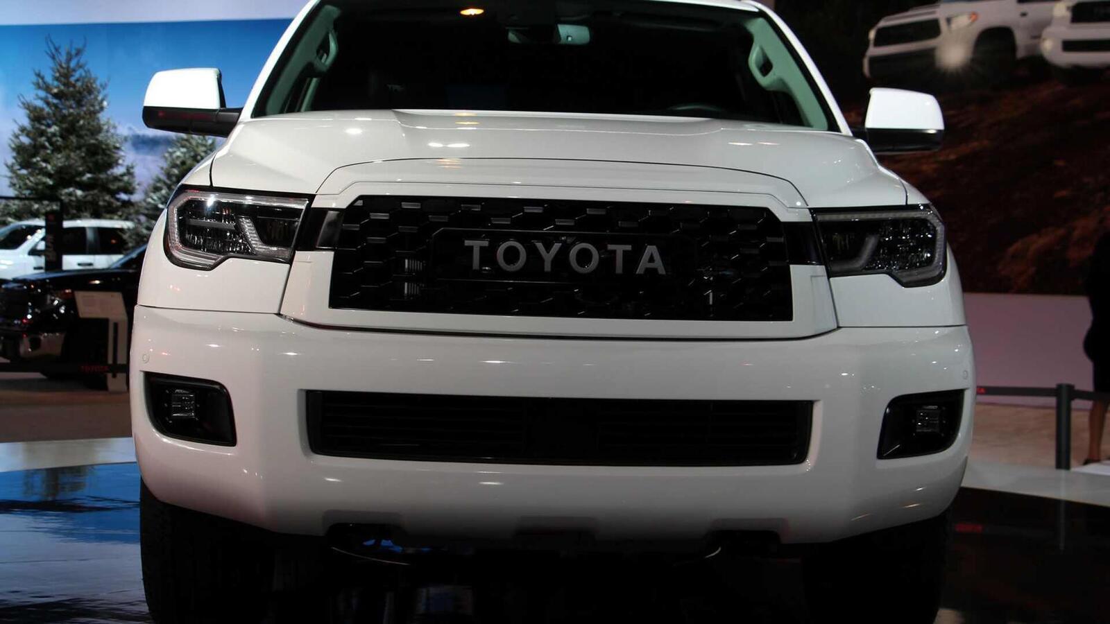 Toyota Sequoia TRD Pro 2020 ra mắt; trang bị phuộc FOX cải thiện khả năng vận hành - Hình 5