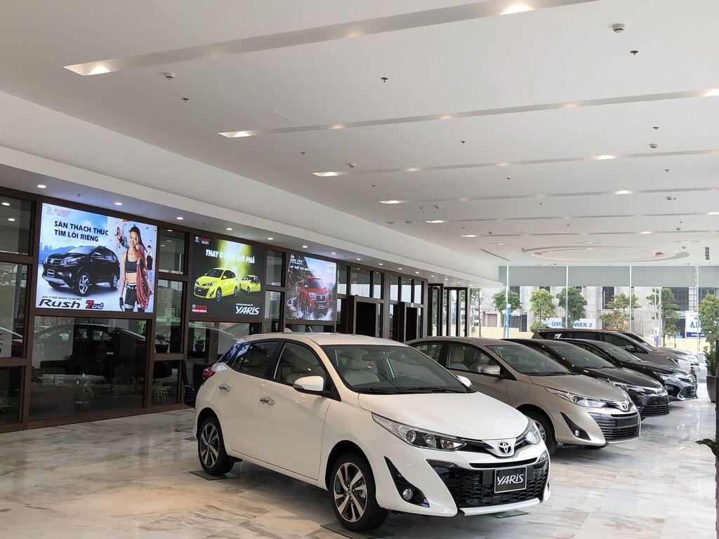 Toyota Việt Nam khai trương hai đại lý mới tại Hà Nội và Thanh Hoá - Hình 1