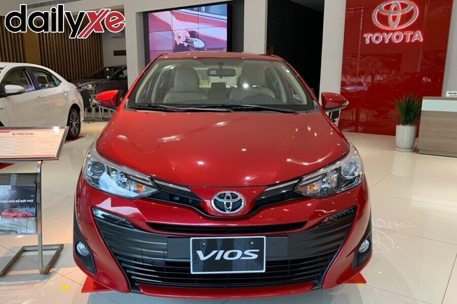 Toyota Vios -Hình 1