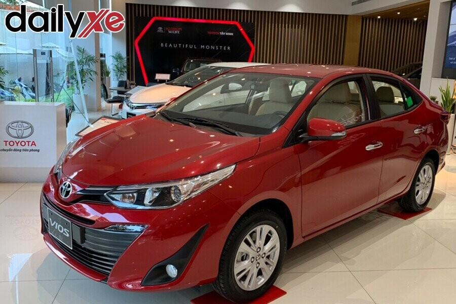 Toyota Vios -Hình 2