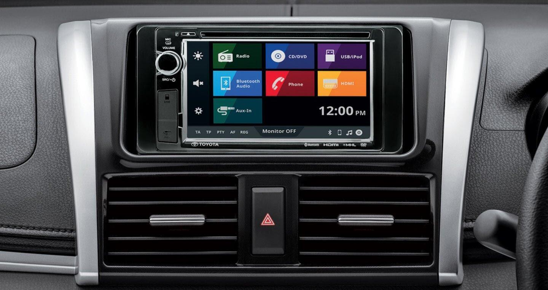 Toyota Vios 2018 bắt mắt hơn với bộ phụ kiện mới - Hình 2