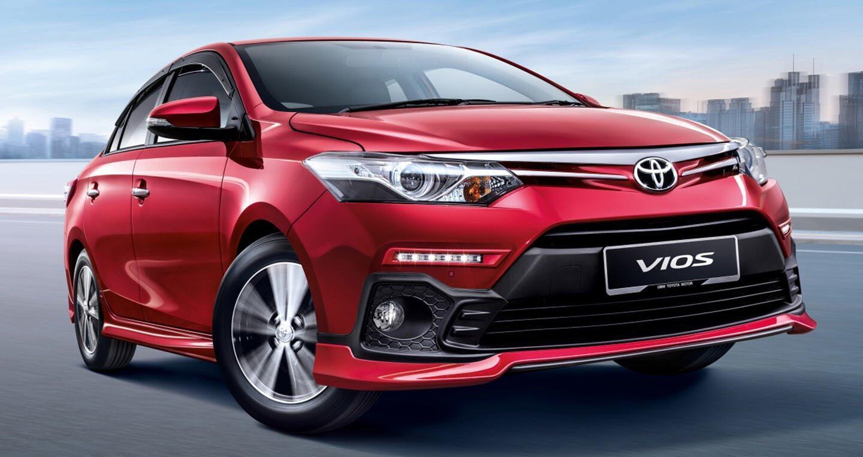 Toyota Vios 2018 bắt mắt hơn với bộ phụ kiện mới - Hình 3