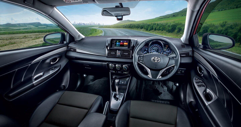 Toyota Vios 2018 bắt mắt hơn với bộ phụ kiện mới - Hình 4