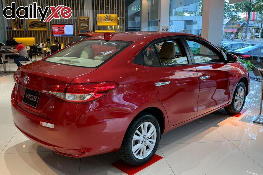 Toyota Vios -Hình 3