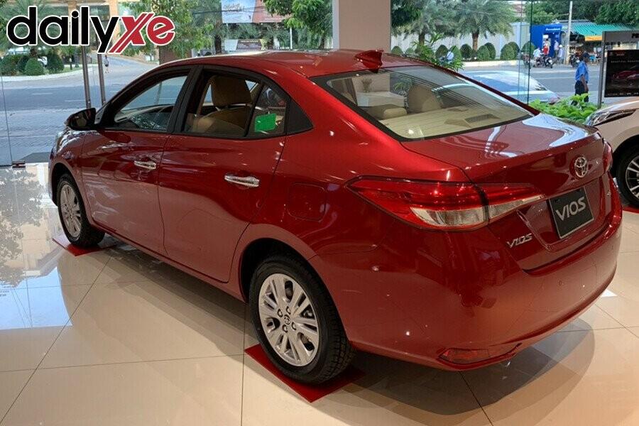 Toyota Vios -Hình 4