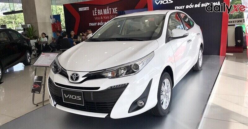 Tổng quan Toyota Vios