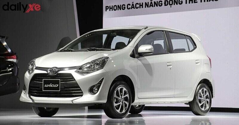 Tổng quan Toyota Wigo