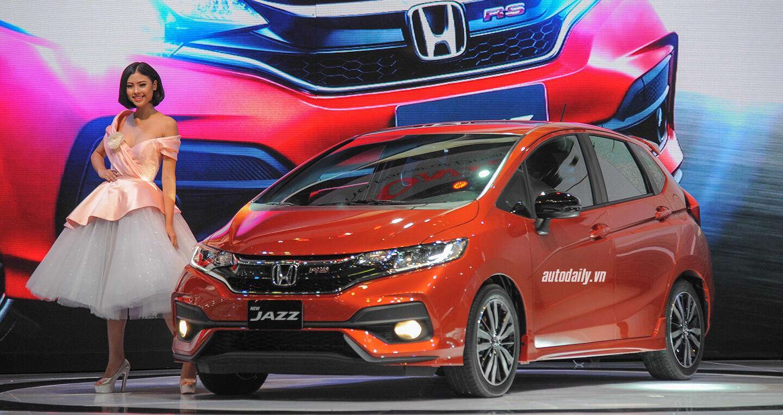Trải nghiệm nhanh Honda Jazz 2017: Tân binh vừa ra mắt tại Việt Nam - Hình 1