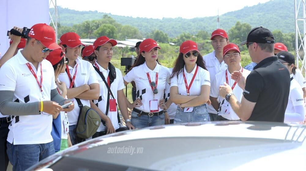 Trải nghiệm xe sang Audi trên đảo ngọc Phú Quốc - Hình 1