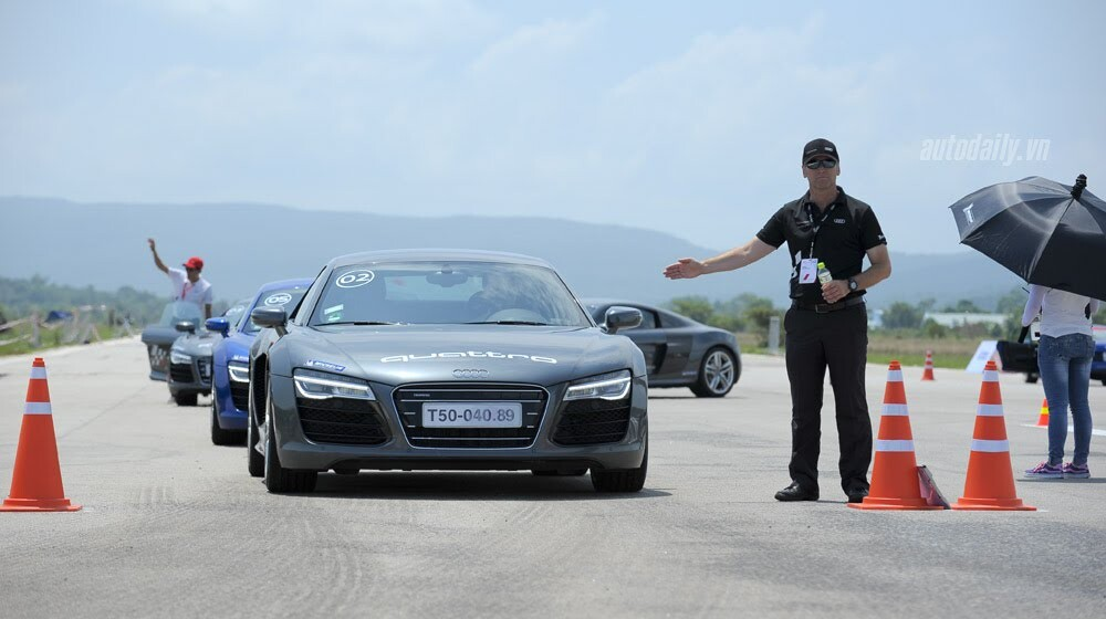 Trải nghiệm xe sang Audi trên đảo ngọc Phú Quốc - Hình 3