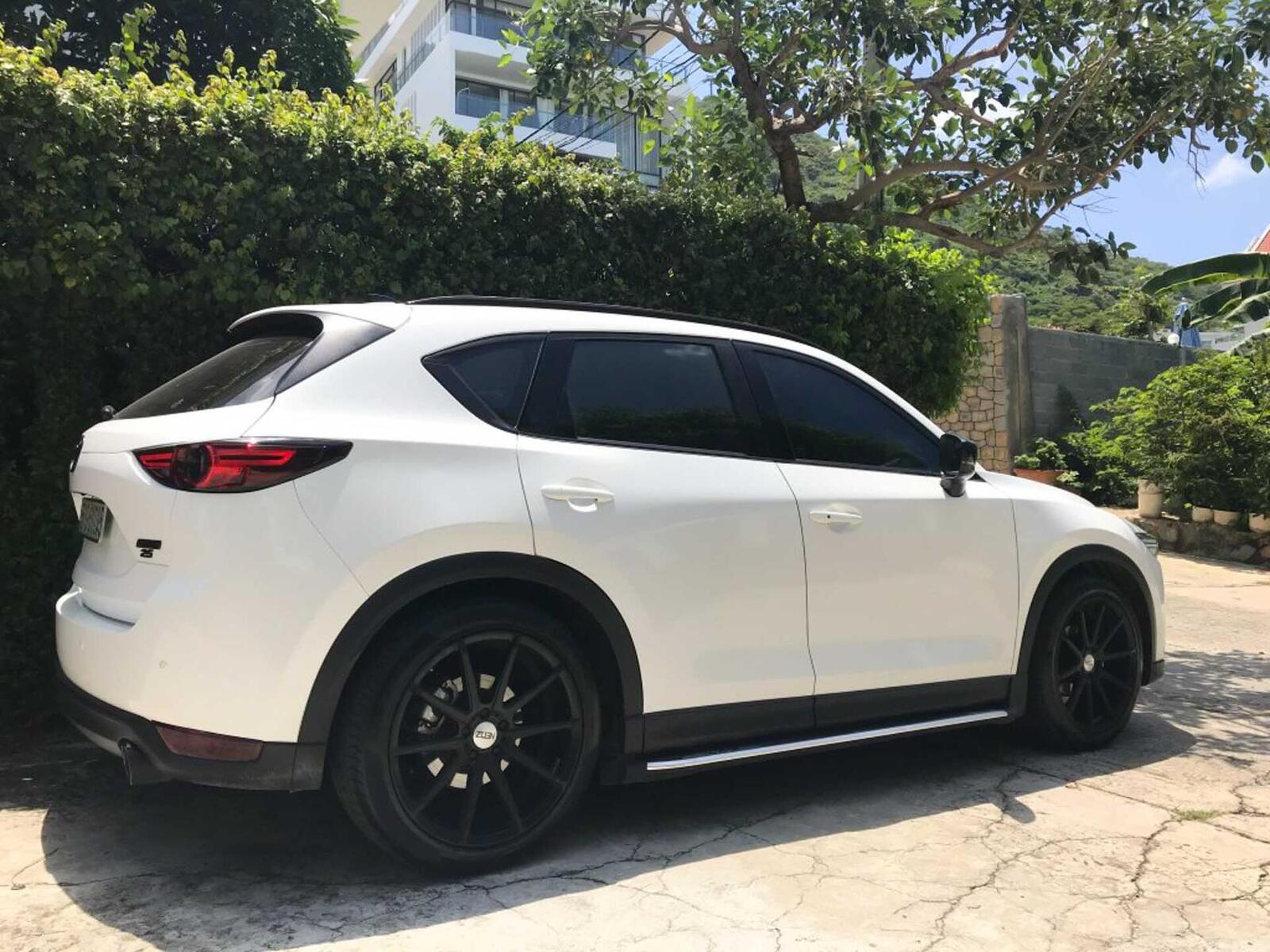 Trang điểm nhẹ cho Mazda CX-5 - Hình 11