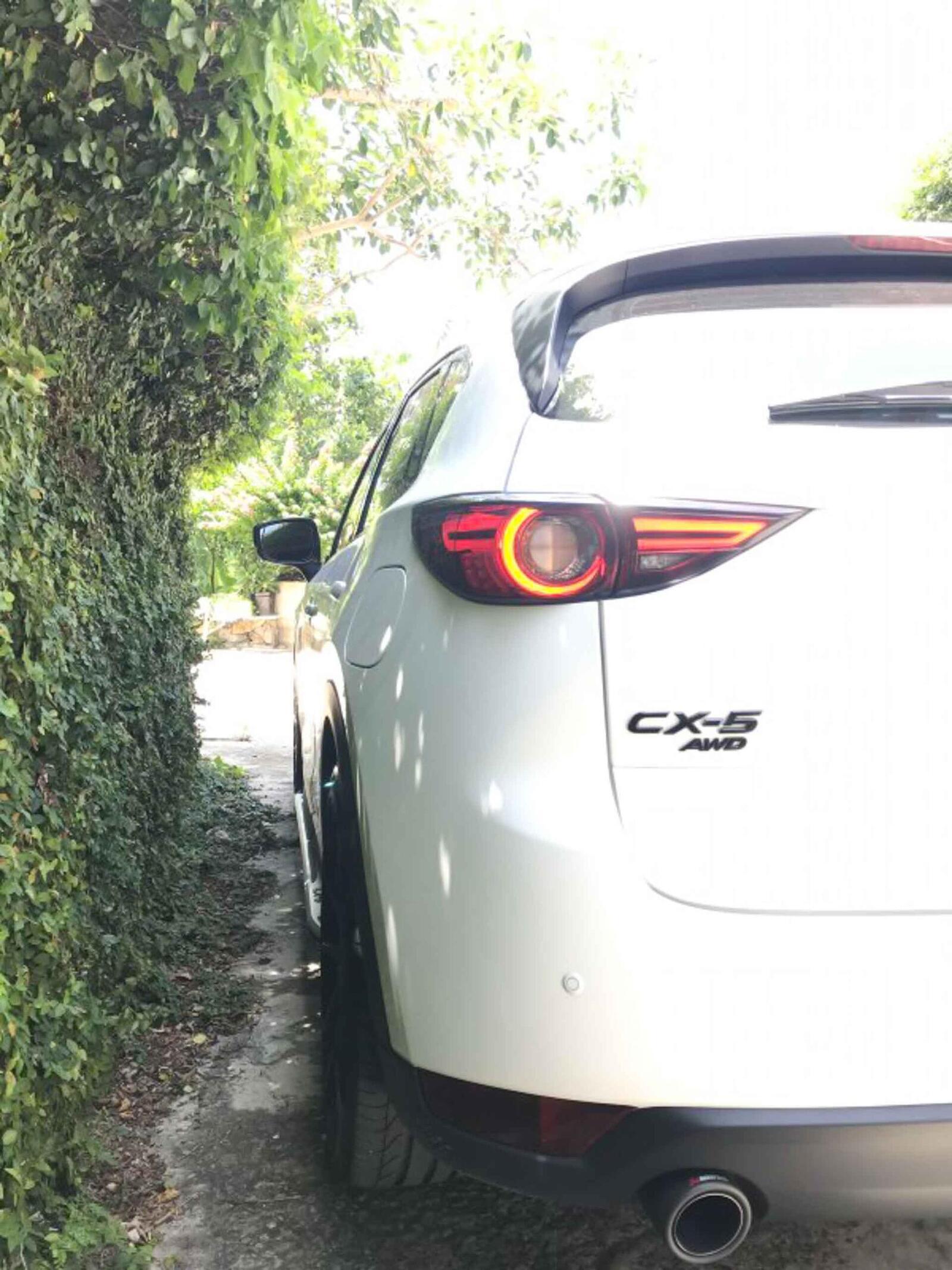 Trang điểm nhẹ cho Mazda CX-5 - Hình 12