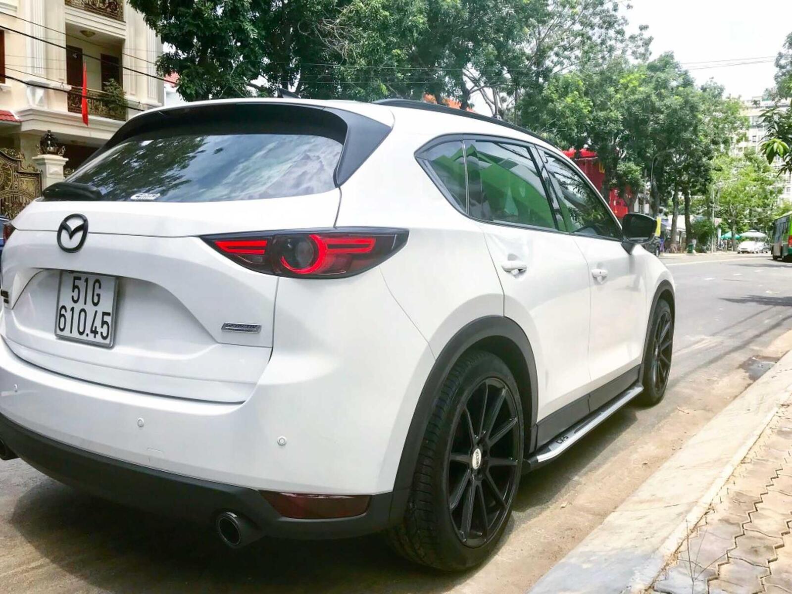 Trang điểm nhẹ cho Mazda CX-5 - Hình 13