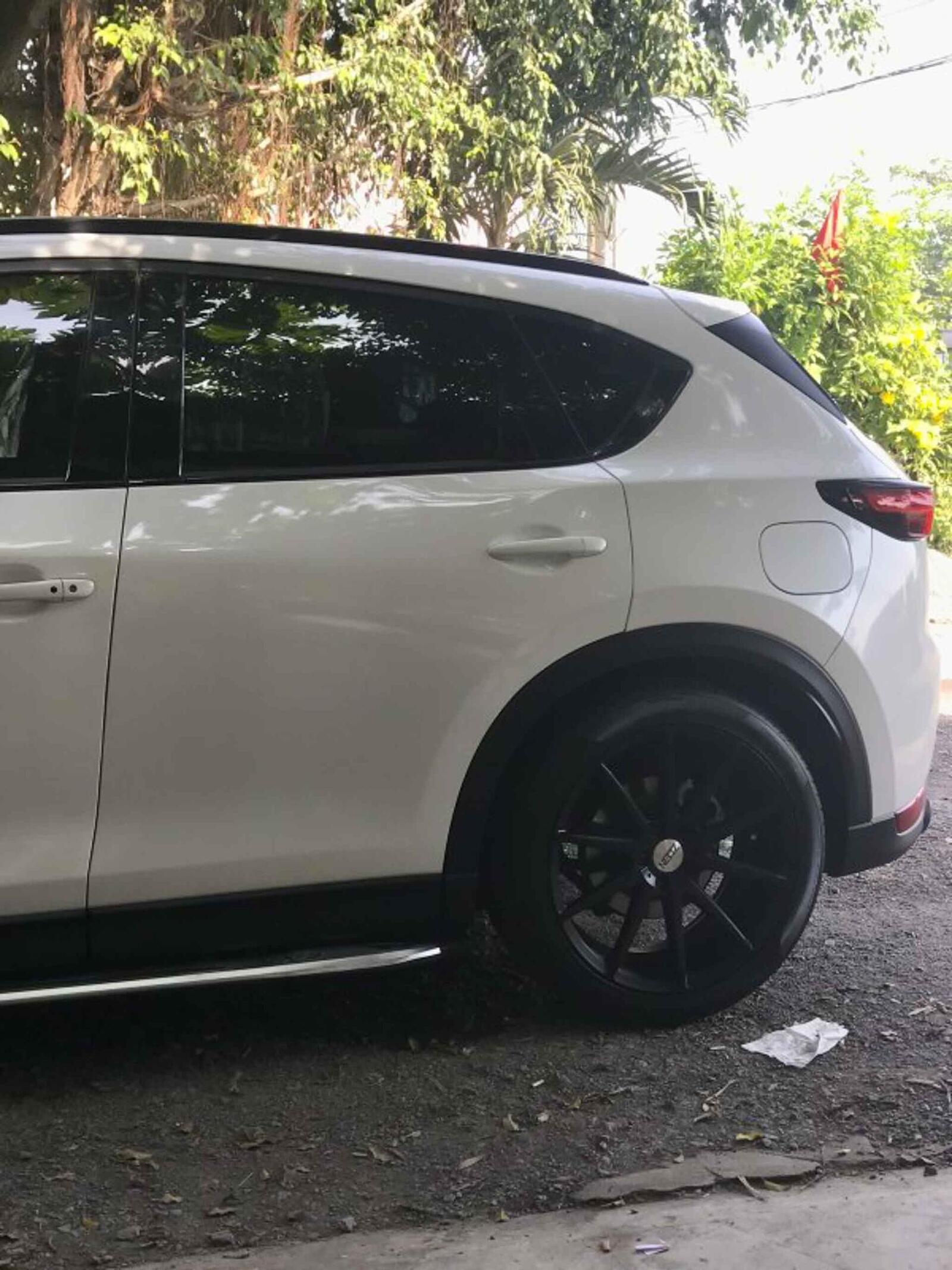 Trang điểm nhẹ cho Mazda CX-5 - Hình 16