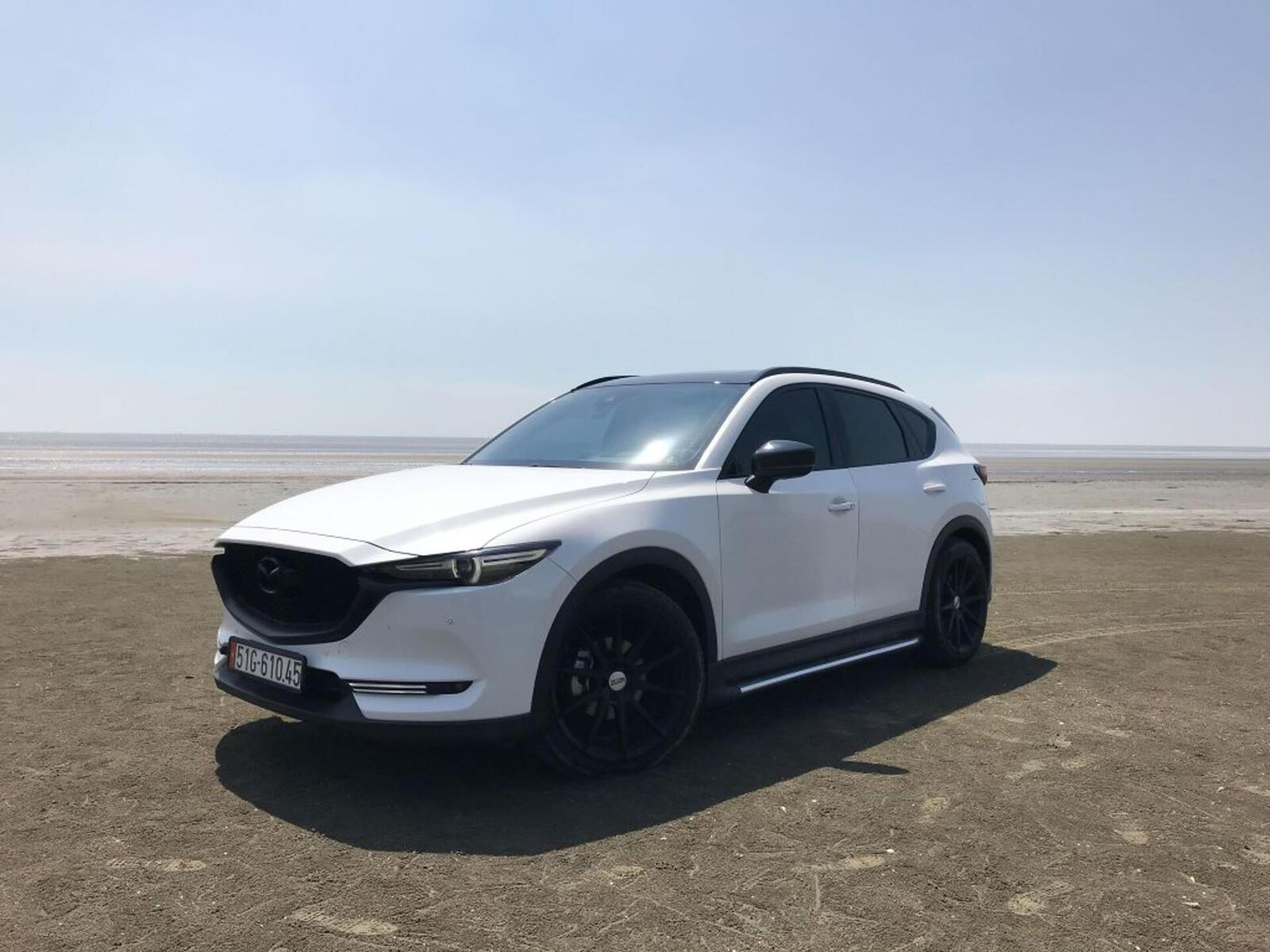 Trang điểm nhẹ cho Mazda CX-5 - Hình 4