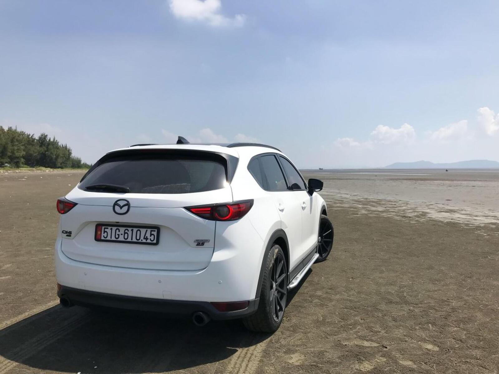 Trang điểm nhẹ cho Mazda CX-5 - Hình 5