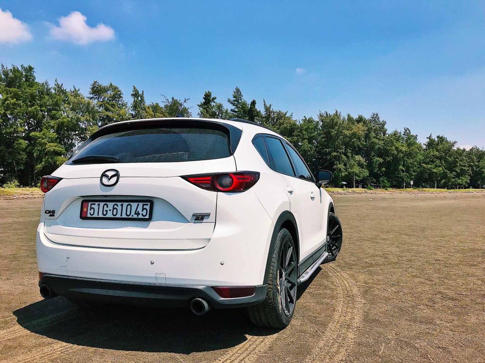 Trang điểm nhẹ cho Mazda CX-5 - Hình 7