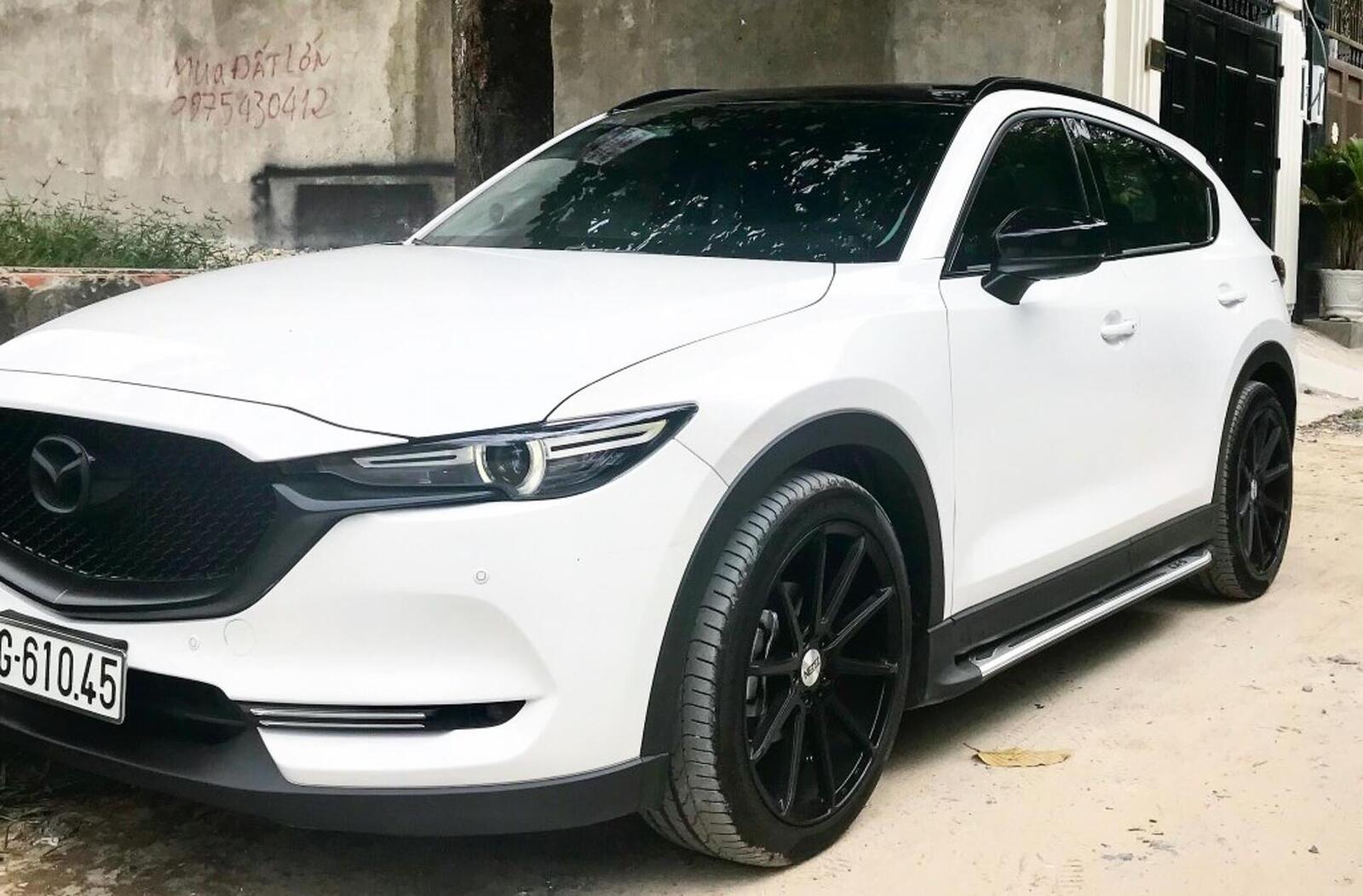 Trang điểm nhẹ cho Mazda CX-5 - Hình 9