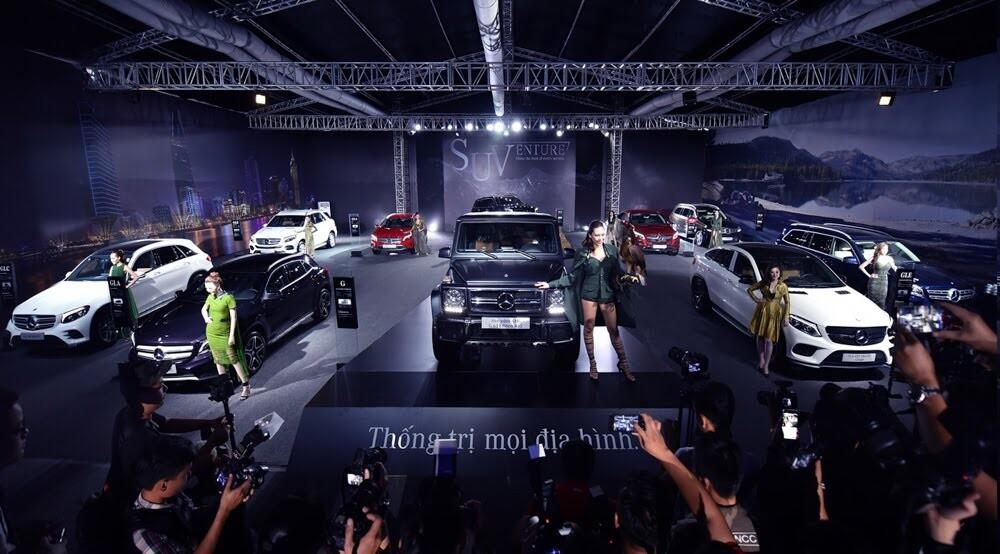 Triển lãm Mercedes-Benz Fascination sắp diễn ra tại Hà Nội vào tháng 7 - Hình 1
