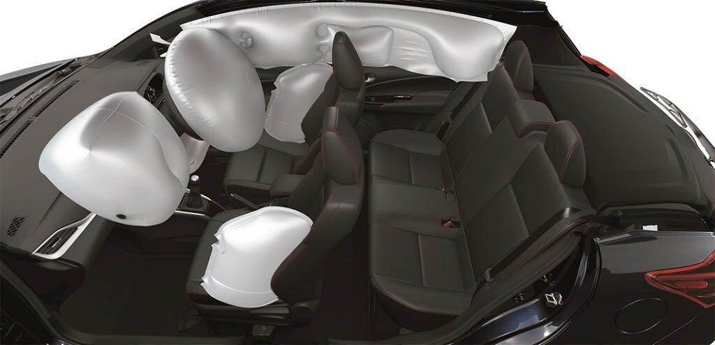 Triệu hồi 201 xe Toyota Vios tại Việt Nam vì lỗi túi khí - Hình 1