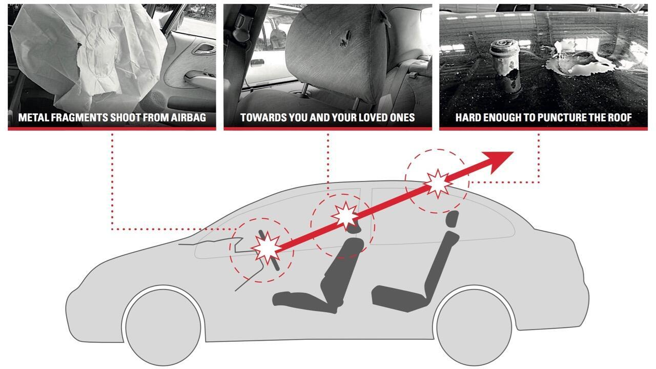 Triệu hồi 201 xe Toyota Vios tại Việt Nam vì lỗi túi khí - Hình 2