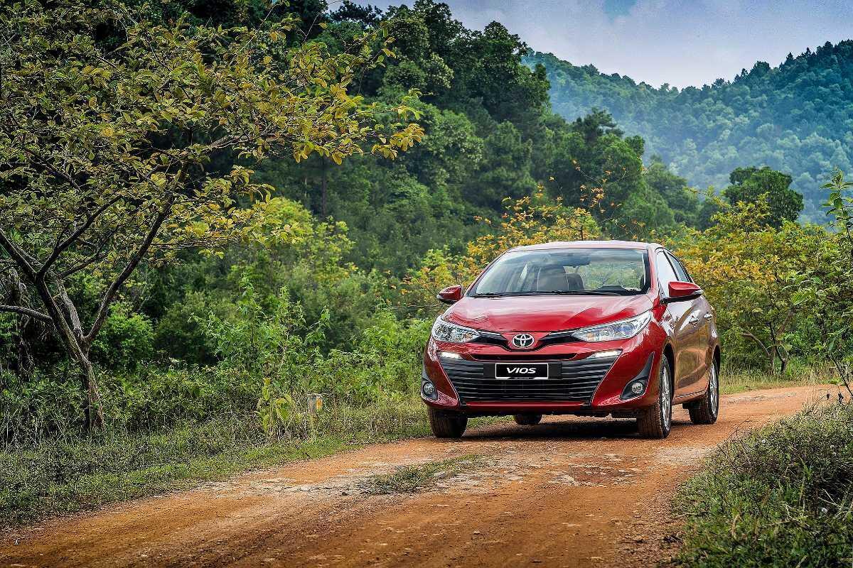 Triệu hồi 201 xe Toyota Vios tại Việt Nam vì lỗi túi khí - Hình 3