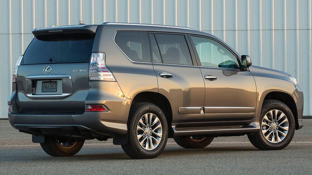 Triệu hồi 286 xe Lexus GX460 nhập khẩu tại Việt Nam - Hình 1