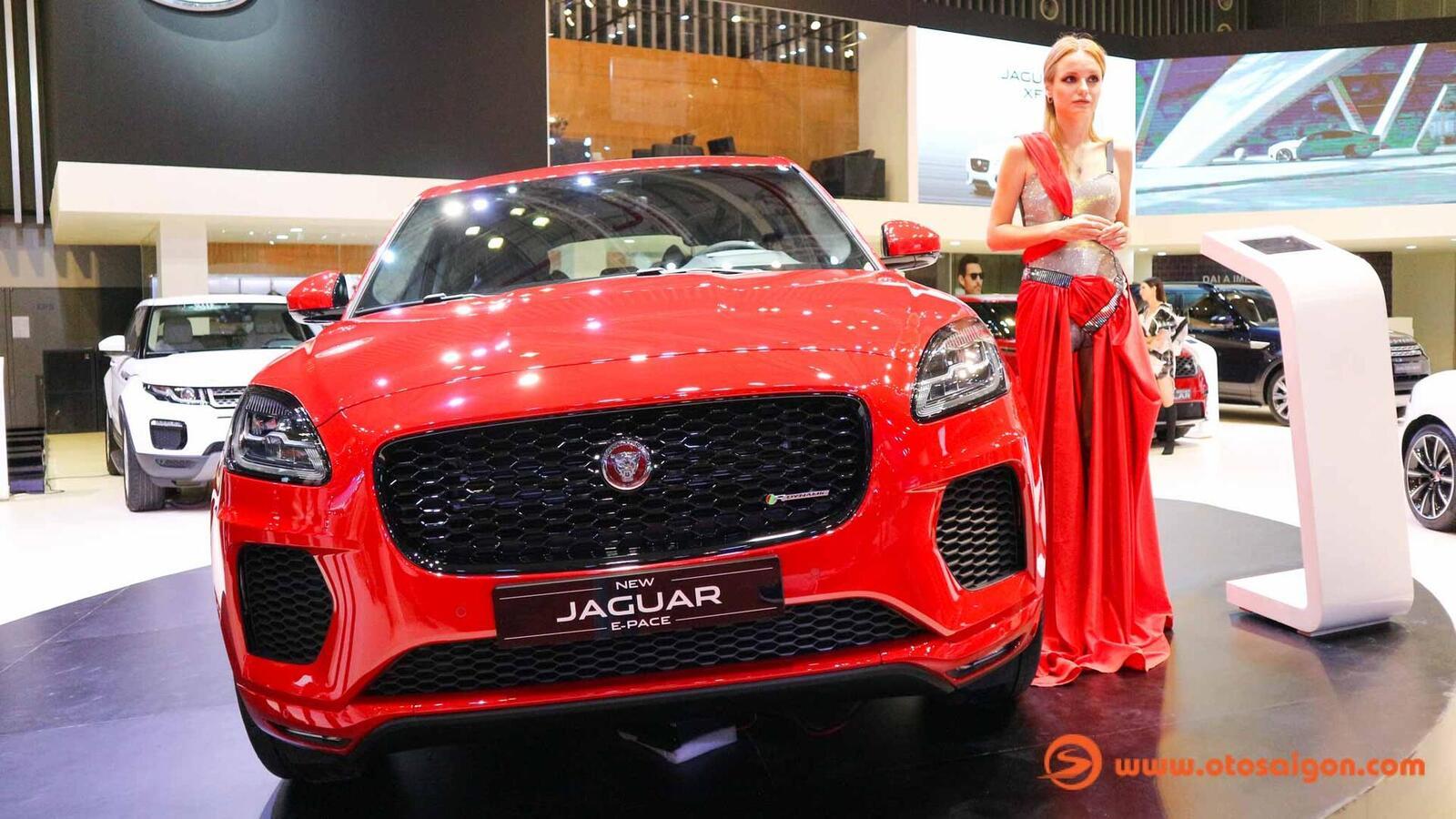 Triệu hồi 8 xe Jaguar E-PACE sử dụng động cơ xăng 2.0L tại Việt Nam - Hình 1