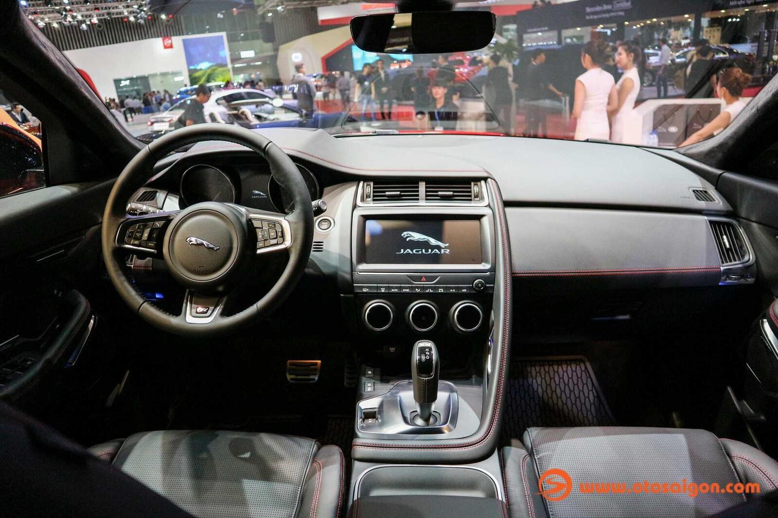 Triệu hồi 8 xe Jaguar E-PACE sử dụng động cơ xăng 2.0L tại Việt Nam - Hình 2