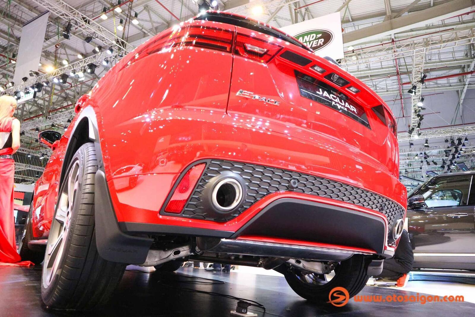 Triệu hồi 8 xe Jaguar E-PACE sử dụng động cơ xăng 2.0L tại Việt Nam - Hình 3