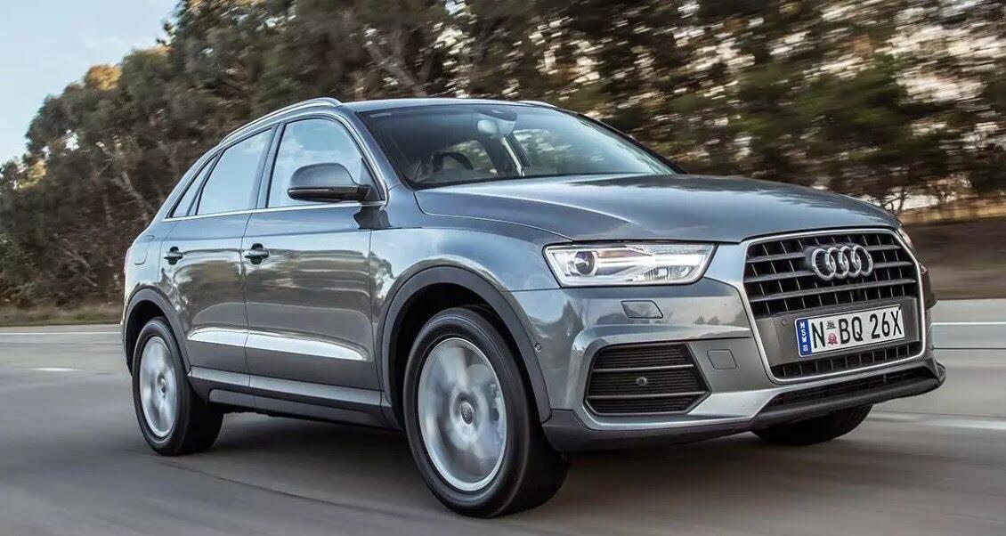 Triệu hồi Audi Q3 tại Việt Nam vì lỗi đèn phanh - Hình 1