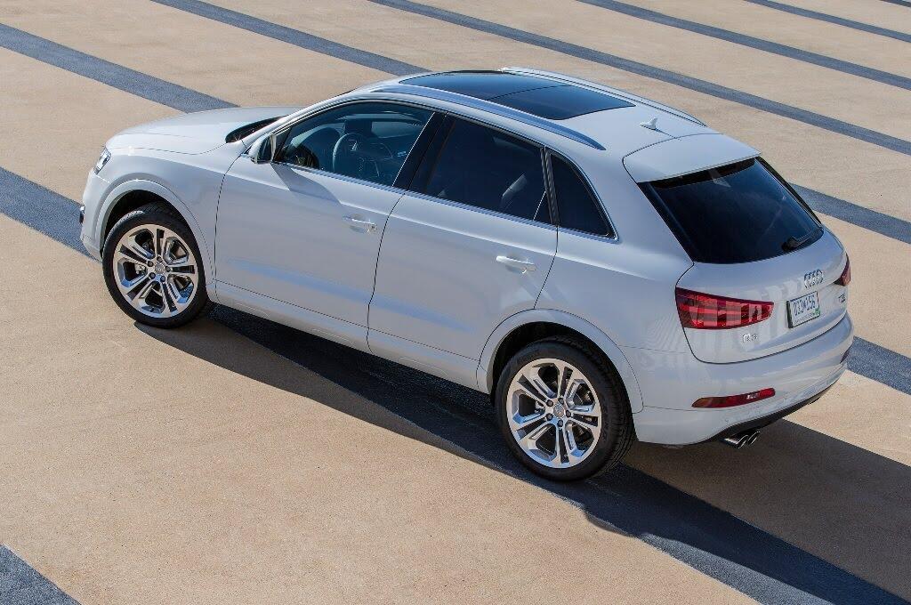 Triệu hồi Audi Q3 tại Việt Nam vì lỗi đèn phanh - Hình 3