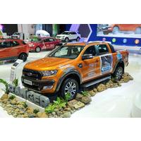 Trong 7 tháng đầu năm 2017, Ford Việt Nam bán 16.789 xe
