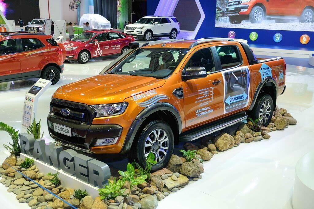 Trong 7 tháng đầu năm 2017, Ford Việt Nam bán 16.789 xe - Hình 1