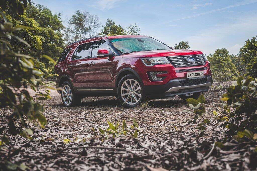 Trong 7 tháng đầu năm 2017, Ford Việt Nam bán 16.789 xe - Hình 2