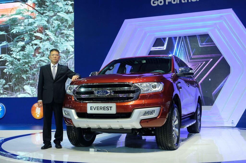 Trong 7 tháng đầu năm 2017, Ford Việt Nam bán 16.789 xe - Hình 3