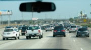 Tự lái Infiniti G37 xuyên qua sa mạc Nevada, nước Mỹ - Hình 7