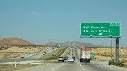 Tự lái Infiniti G37 xuyên qua sa mạc Nevada, nước Mỹ - Hình 8