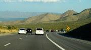 Tự lái Infiniti G37 xuyên qua sa mạc Nevada, nước Mỹ - Hình 9