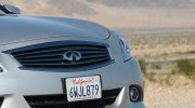 Tự lái Infiniti G37 xuyên qua sa mạc Nevada, nước Mỹ - Hình 13