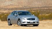 Tự lái Infiniti G37 xuyên qua sa mạc Nevada, nước Mỹ - Hình 15