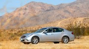 Tự lái Infiniti G37 xuyên qua sa mạc Nevada, nước Mỹ - Hình 16