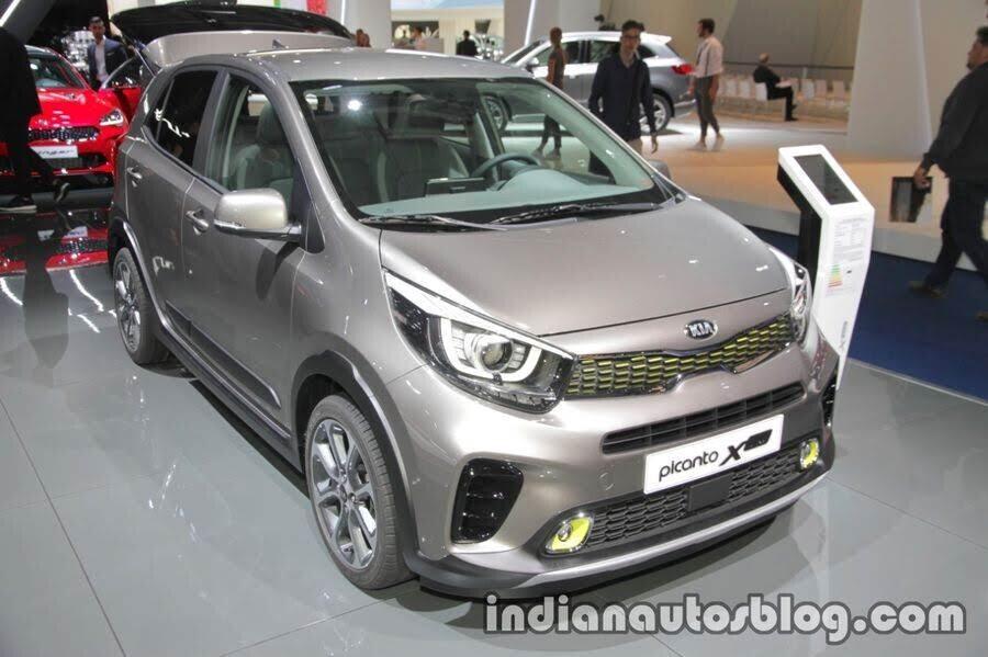 Từ nền tảng của Kia Picanto, Hyundai có thể giới thiệu một mẫu SUV mới - Hình 1