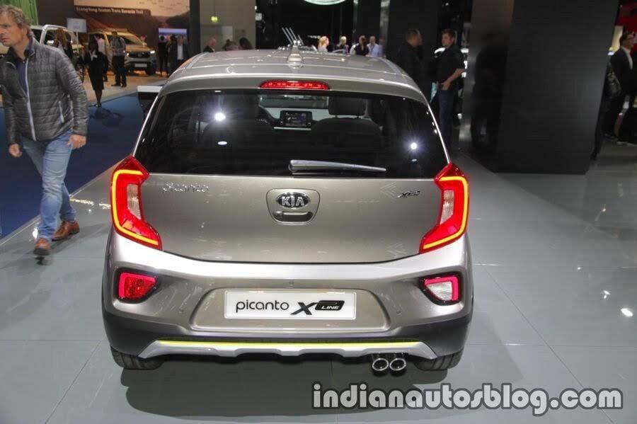 Từ nền tảng của Kia Picanto, Hyundai có thể giới thiệu một mẫu SUV mới - Hình 2