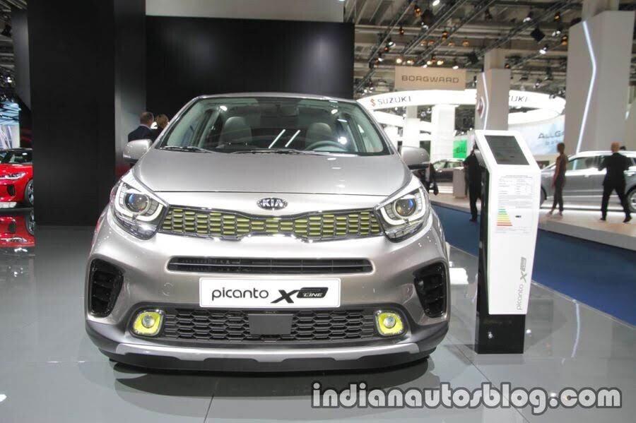 Từ nền tảng của Kia Picanto, Hyundai có thể giới thiệu một mẫu SUV mới - Hình 4