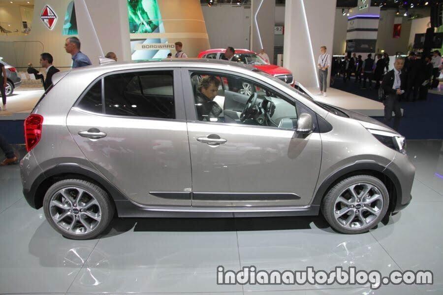 Từ nền tảng của Kia Picanto, Hyundai có thể giới thiệu một mẫu SUV mới - Hình 5