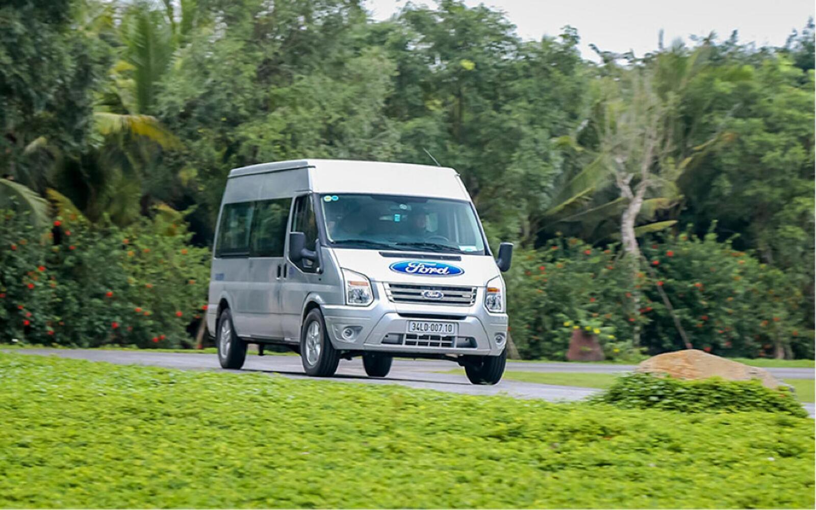 Ưu điểm của Ford Transit mang lại lợi thế cho doanh nghiệp vận tải - Hình 3