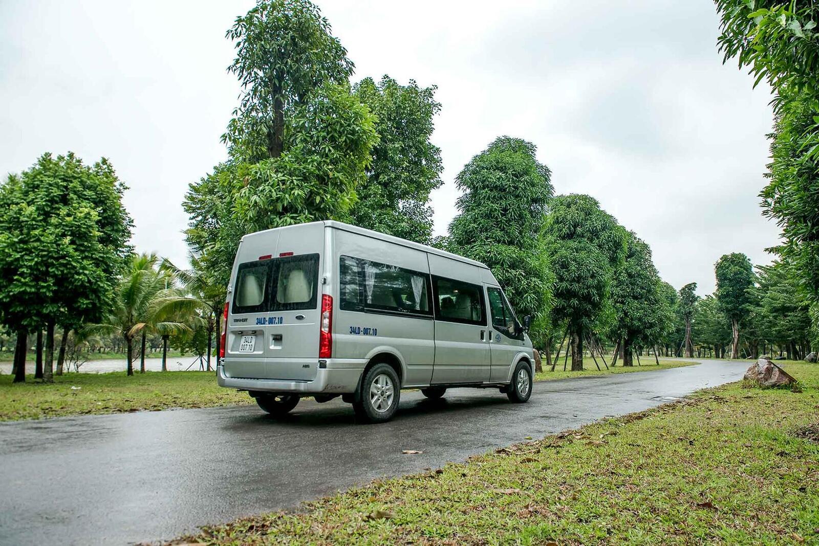 Ưu điểm của Ford Transit mang lại lợi thế cho doanh nghiệp vận tải - Hình 4
