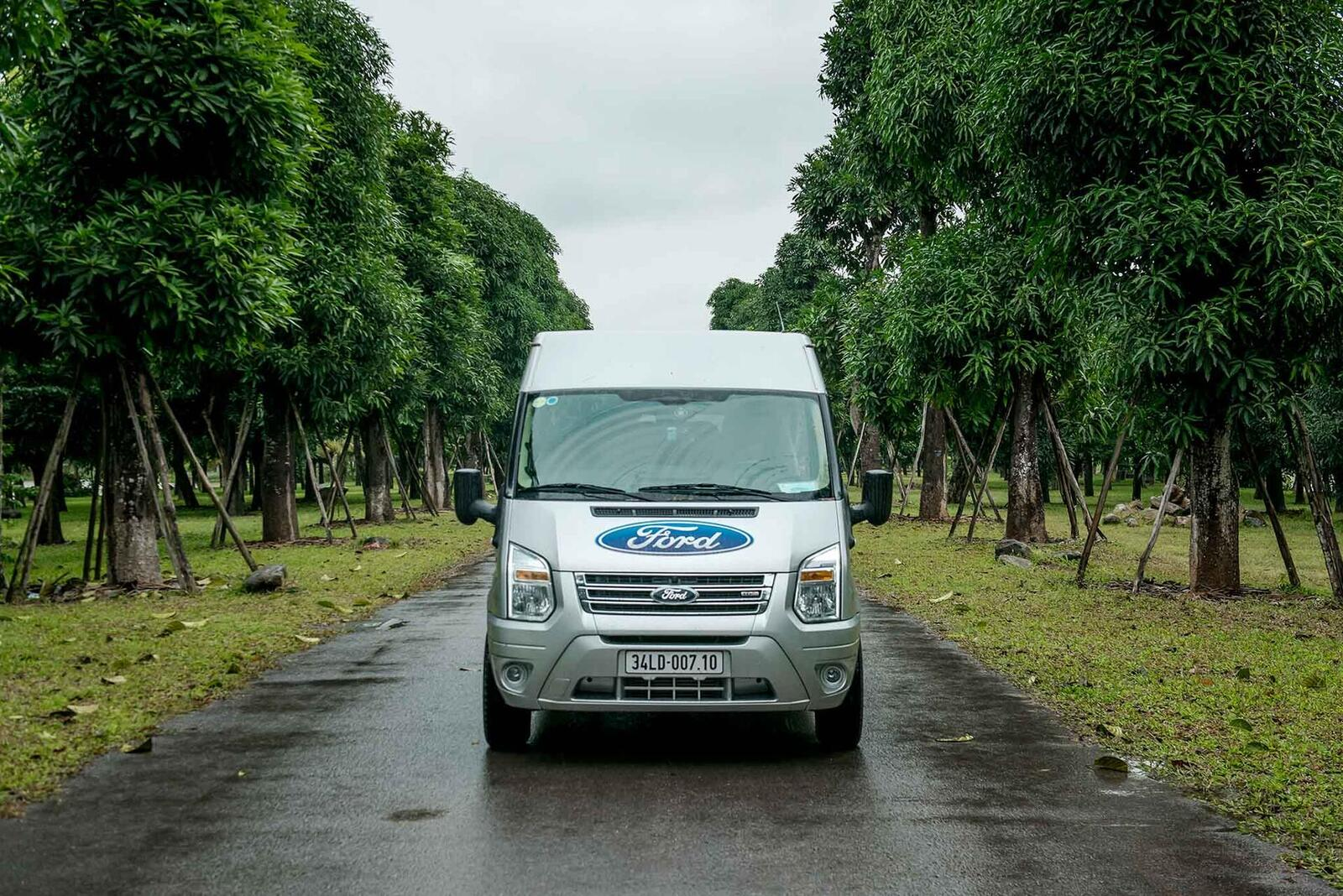 Ưu điểm của Ford Transit mang lại lợi thế cho doanh nghiệp vận tải - Hình 5